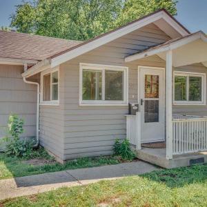 House for Rent - 208 Hillside - External Front